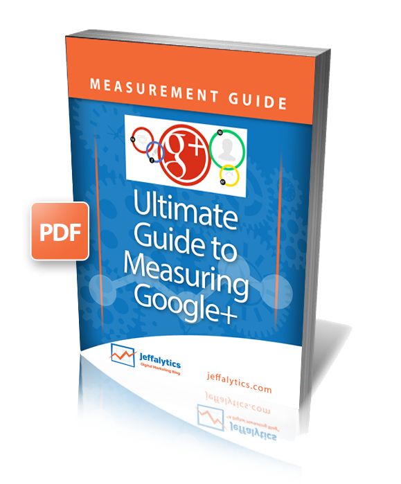 Ultimate Google Plus Guide Cover