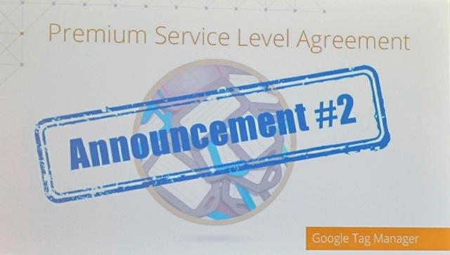 Google Analytics Premium Service Level Agreement