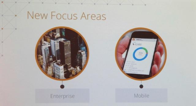 New GA Focus Areas